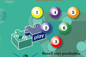 Resolf met poolballen