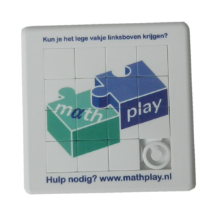 Mathplay schuifpuzzel